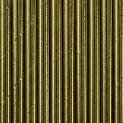 SŁOMKI papierowe metalizowane ZŁOTE 10szt