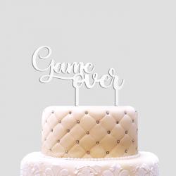 KONTUR na tort Game Over