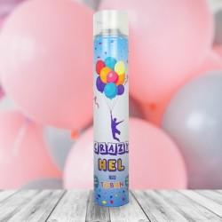 HEL w puszcze do napełniania balonów