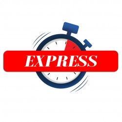 EKSPRESOWA REALIZACJA 1-3 dni roboczych przyspieszenie wysyłki Express