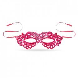 MASKA koronkowa Pink Vibes