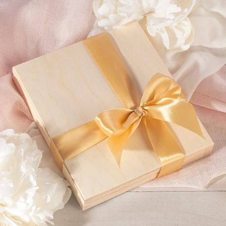 PREZENT dla Młodej Pary pudełko na pieniądze Na nową drogę życia