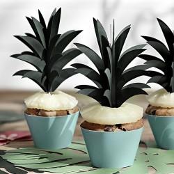 TOPPERY na muffinki Gorące Tropiki