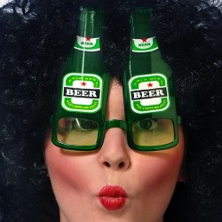 OKULARY imprezowe Beer