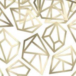 KONFETTI dekoracyjne Diamonds 5szt
