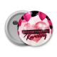 PRZYPINKA personalizowana Sparkling Heart