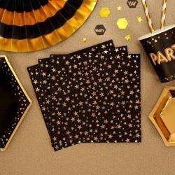 SERWETKI papierowe z nadrukiem Stardust 33x33cm 16szt